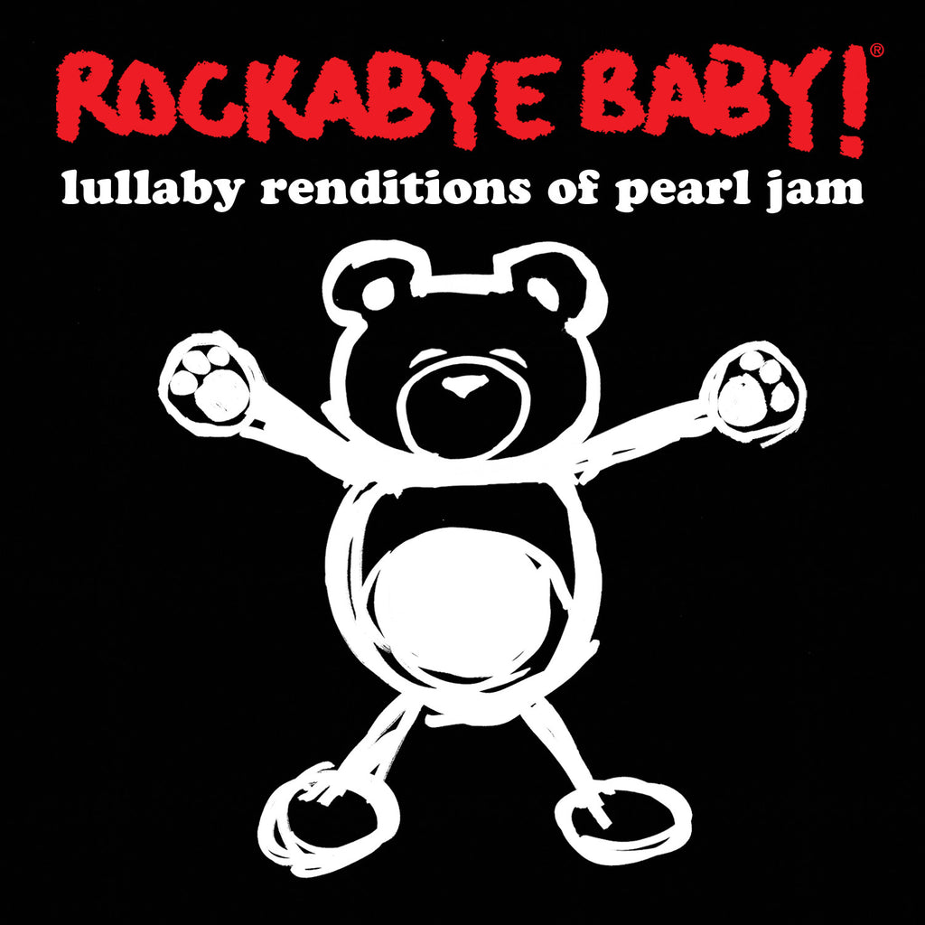 rockabye baby lullaby renditions pearl jam