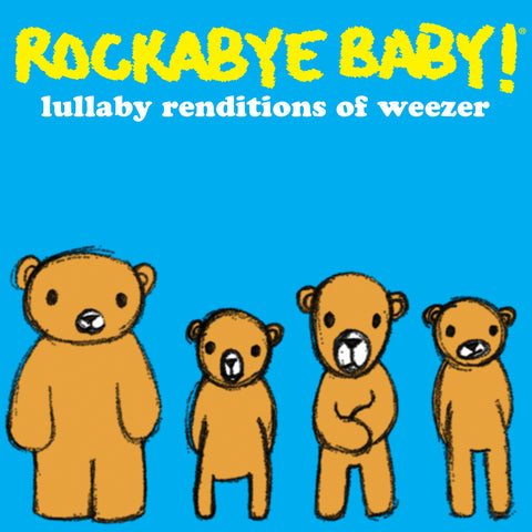 Lullaby Renditions of Weezer - Vinyl