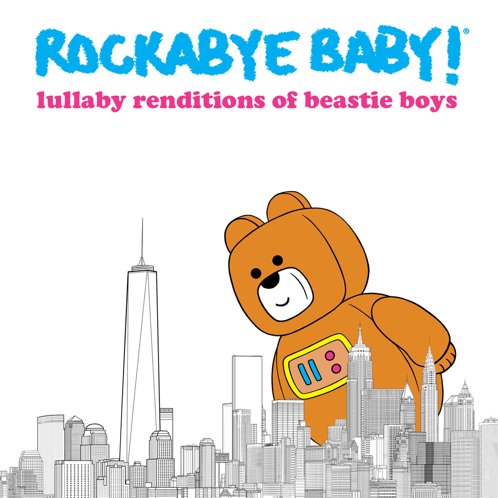 Lullaby Renditions Of Beastie Boys