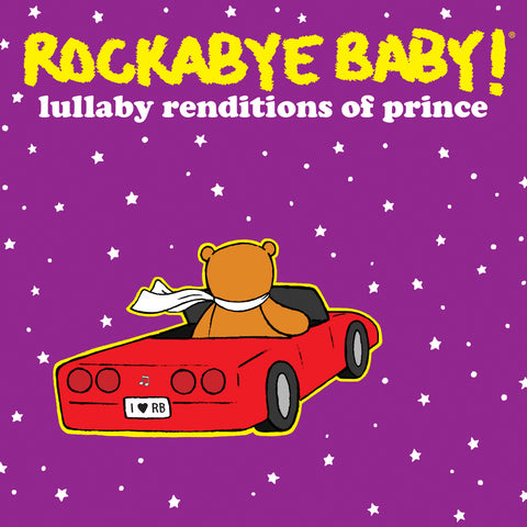 rockabye baby lullaby renditions prince