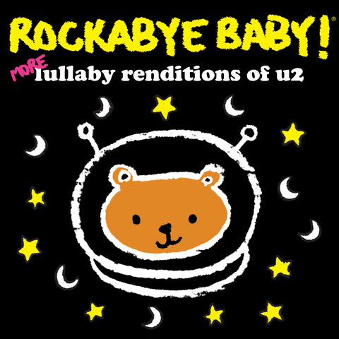 rockabye baby more lullaby renditions u2