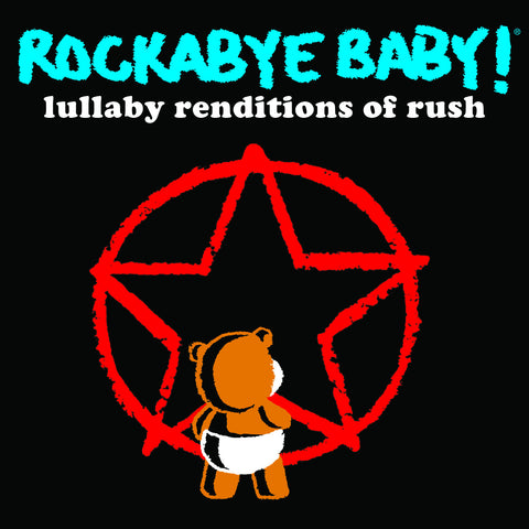 rockabye baby lullaby renditions rush