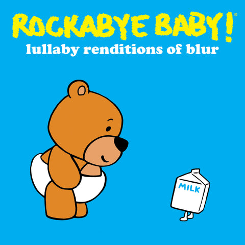 rockabye baby lullaby renditions blur