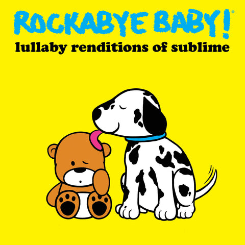 rockabye baby lullaby renditions sublime