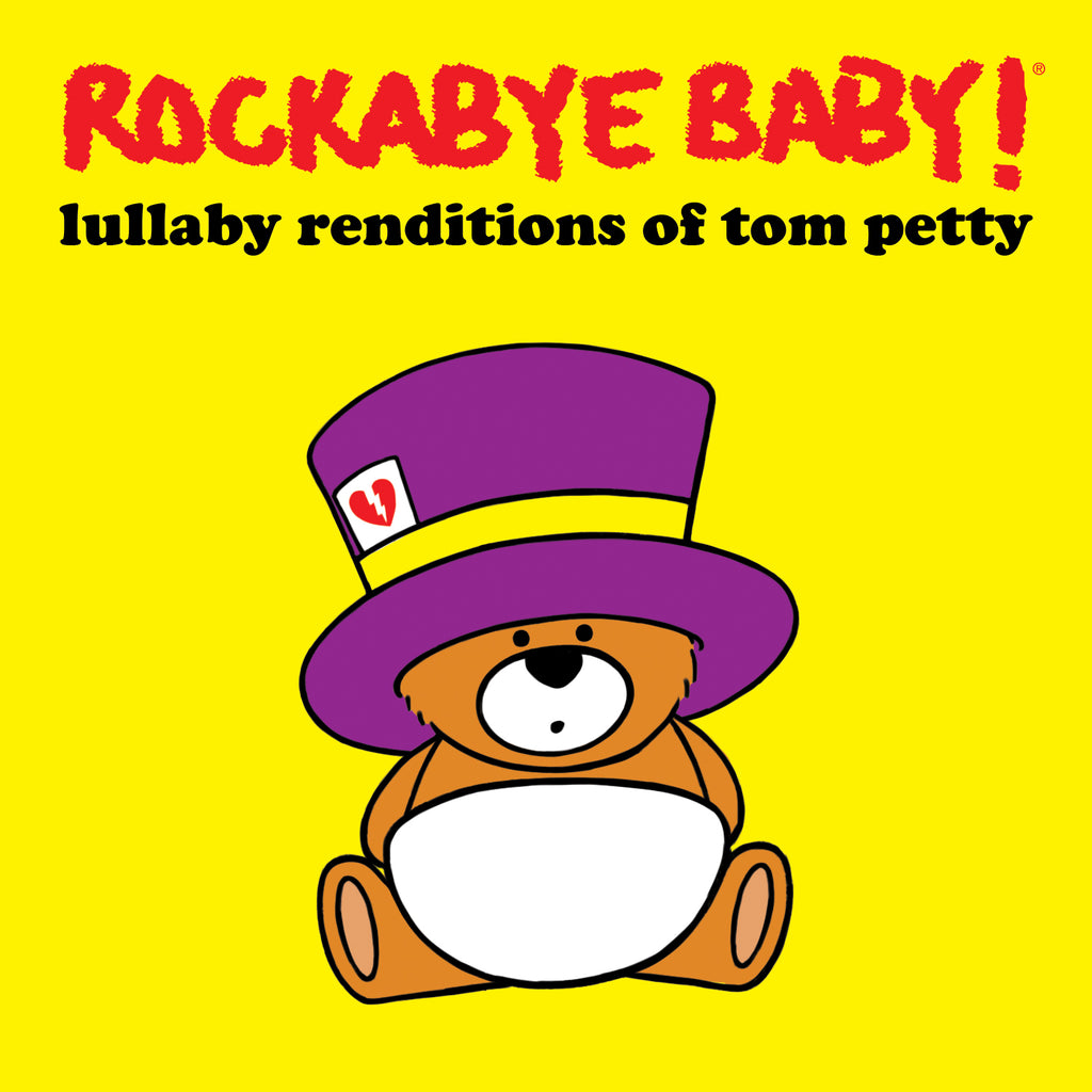 Lullaby Renditions of Tom Petty - Vinyl