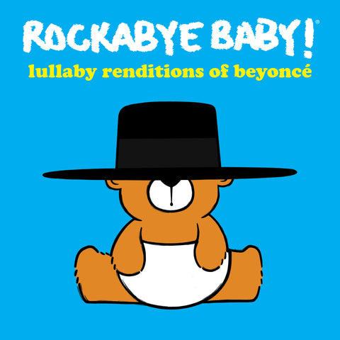 rockabye baby lullaby renditions beyonce