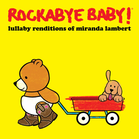 Lullaby Renditions of Miranda Lambert