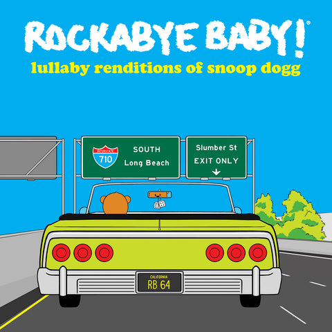 Lullaby Renditions of Snoop Dogg - Vinyl