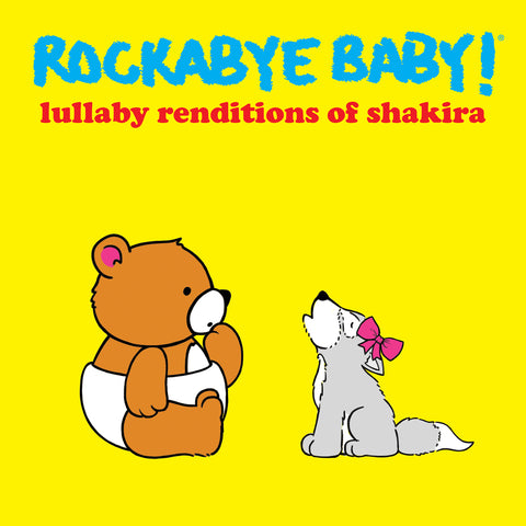 Lullaby Renditions of Shakira