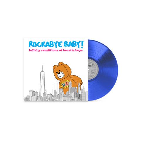 Lullaby Renditions of Beastie Boys - Vinyl