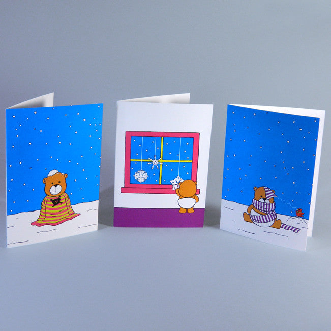 rockabye baby holiday cards