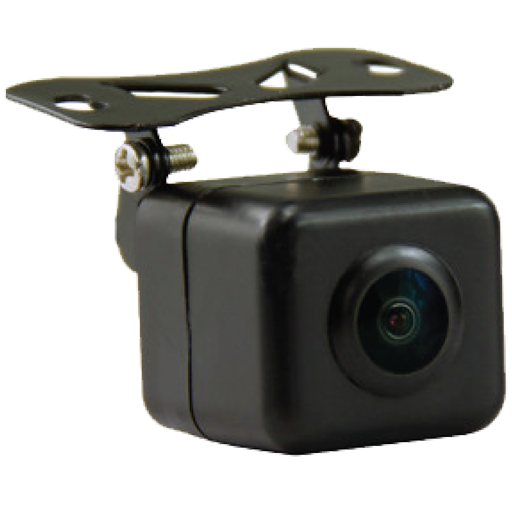 VTB100TJ : Rear View Bracket Mount Camera with Trajectory Parking Lines
