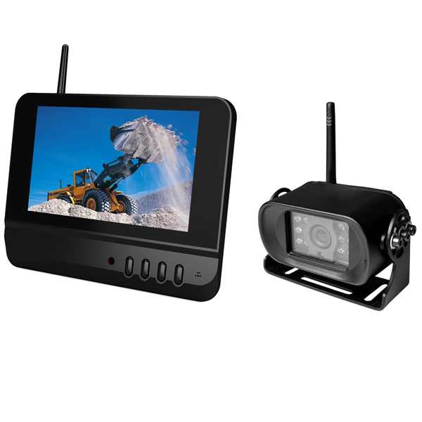 VTC700R : Digital wireless monitor and wireless camera system