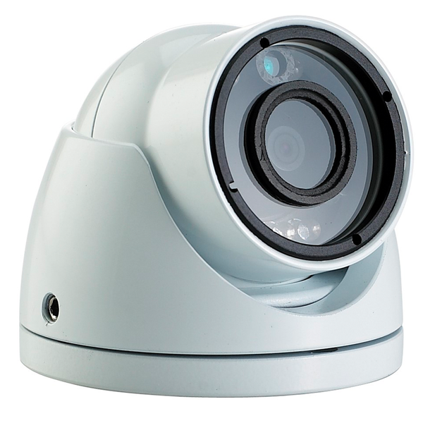 VTD200MA : Mini Armor Dome Camera with Night Vision