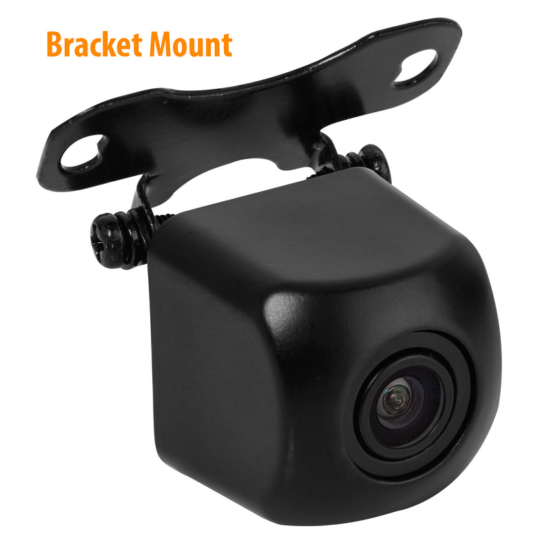 BOYO VTK601HD - Universal HD Backup Camera with Multiple Mounting Options (6-in-1 Camera System)