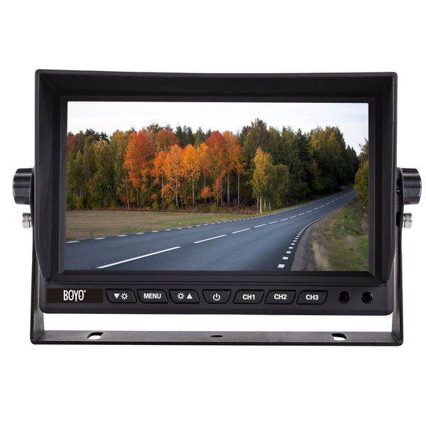 "BOYO VTM9003FHD - 9"" FULL HD Digital Backup Camera Monitor"