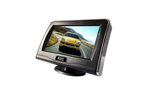 "BOYO VTM4302 - 4.3"" TFT-LCD Backup Camera Monitor"