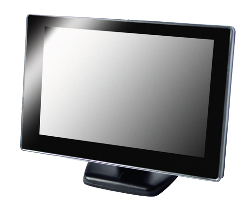 "BOYO VTM5000S - 5"" TFT-LCD Backup Camera Monitor with Window Mount"