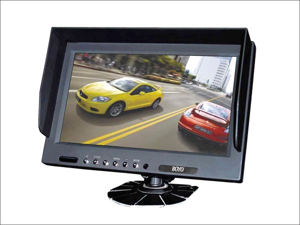 "BOYO VTM9001 - 9"" TFT-LCD Backup Camera Monitor with Built-in Speaker"