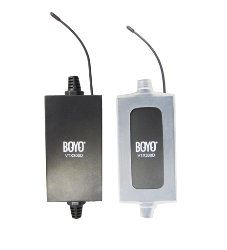 BOYO VTX300D - Digital Wireless Transmitter and Receiver Module