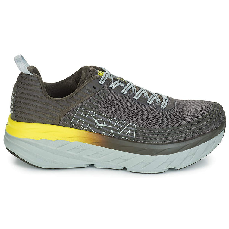 HOKA ONE ONE - BONDI 6 BLACK OLIVE