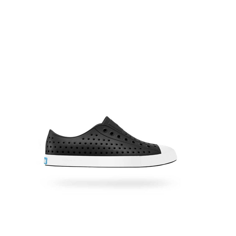 NATIVE JEFFERSON - JIFFY BLACK/ SHELL WHITE