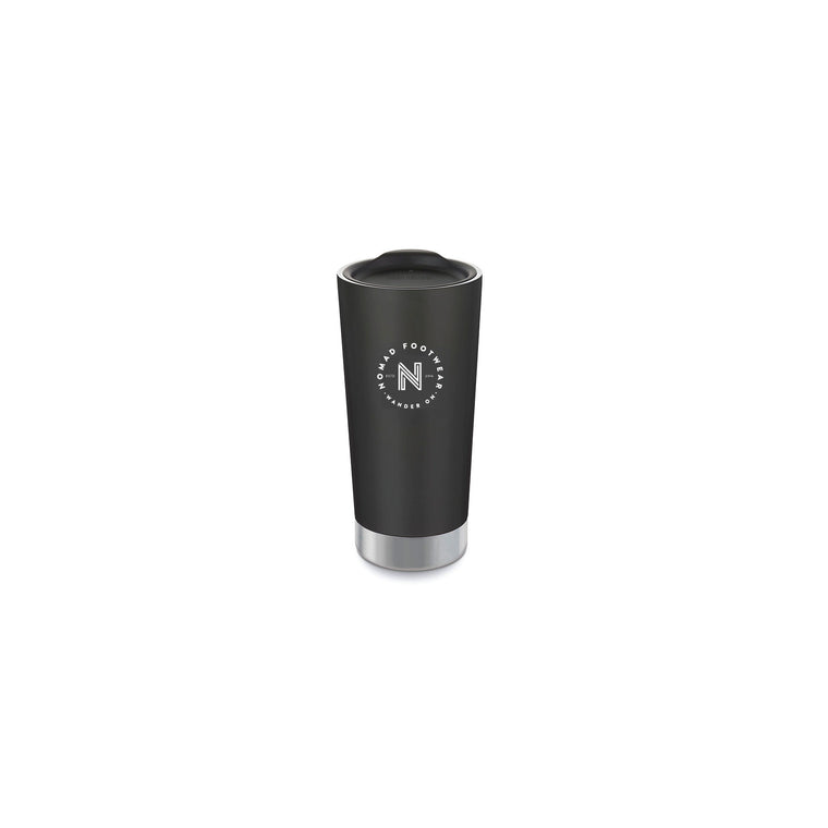 KLEAN KANTEEN 16OZ INSULATED MUG  BLACK