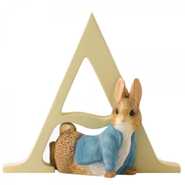 """A"" - Peter Rabbit"