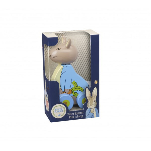 Peter Rabbit Pull a Long
