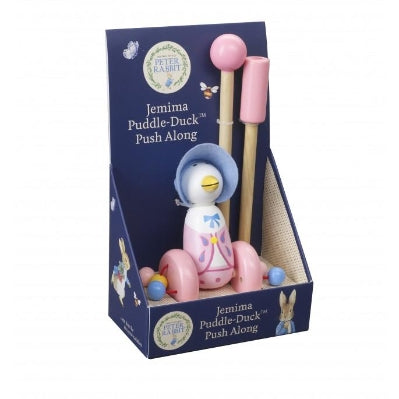 Jemima Puddle Duck Push a Long