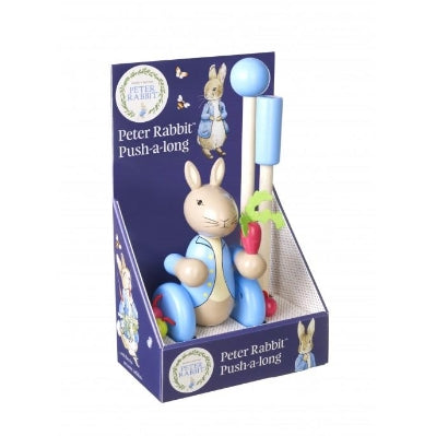 Peter Rabbit Push a Long