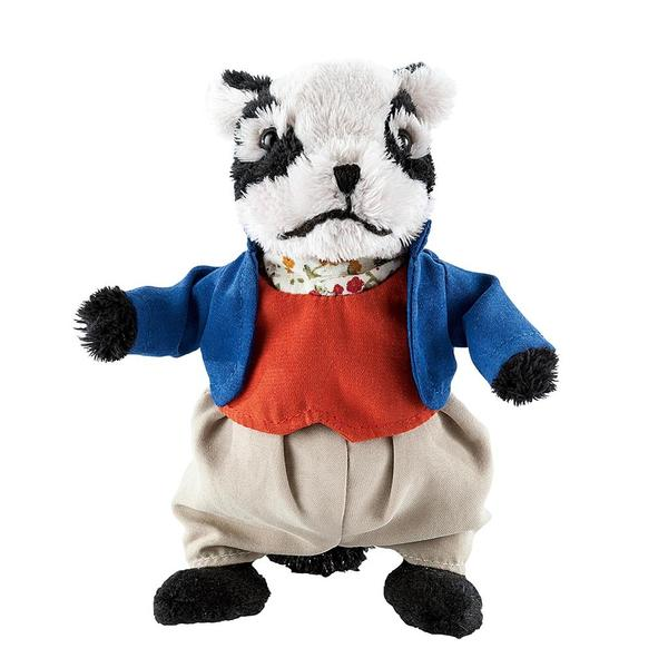Small Tommy Brock Soft Toy