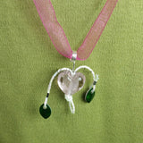 Necklace--Bleeding Heart