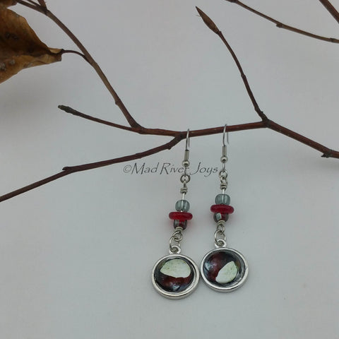 Earrings--Buckeye Photo