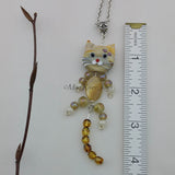 Necklace--Kitty