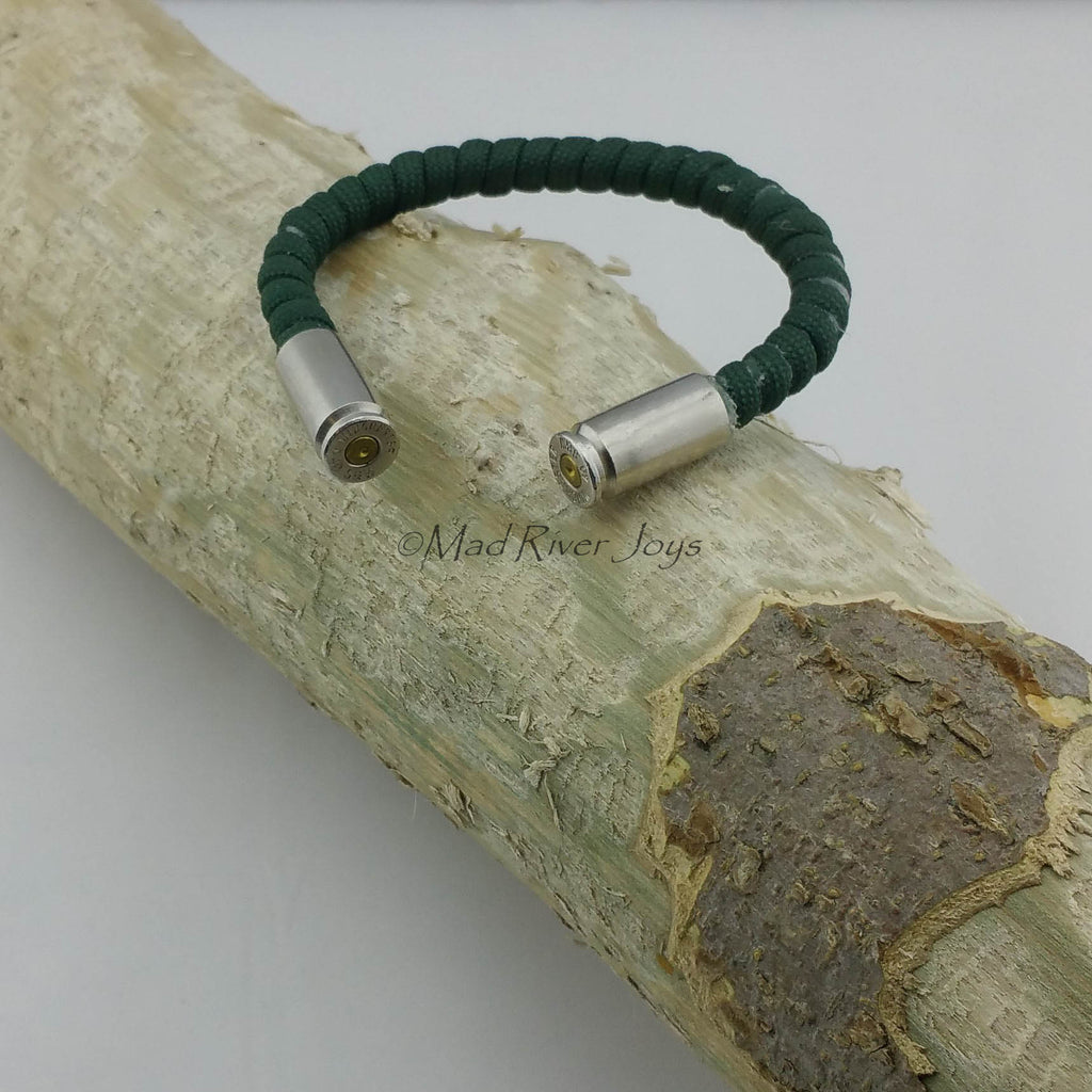 Bracelet--Cuff--Recycled & Repurposed