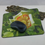 Mouse Mat--Photo Print--Foam--Tulip Tree Flower
