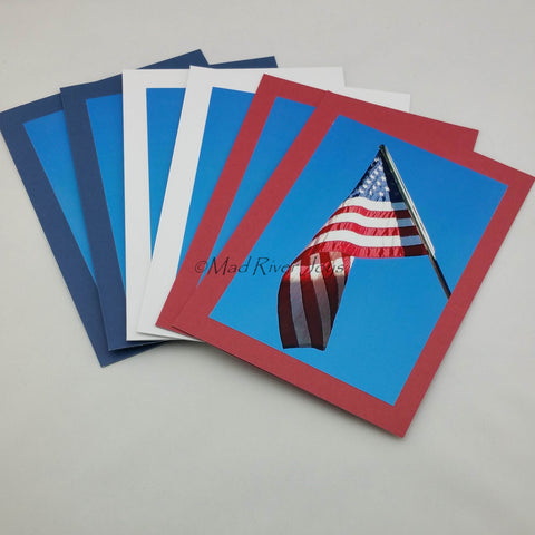 Greeting Cards--American Flag Combo Pack