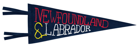 Newfoundland and Labrador Pennant