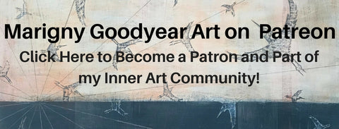 Marigny Goodyear Inner Art Community on Patreon