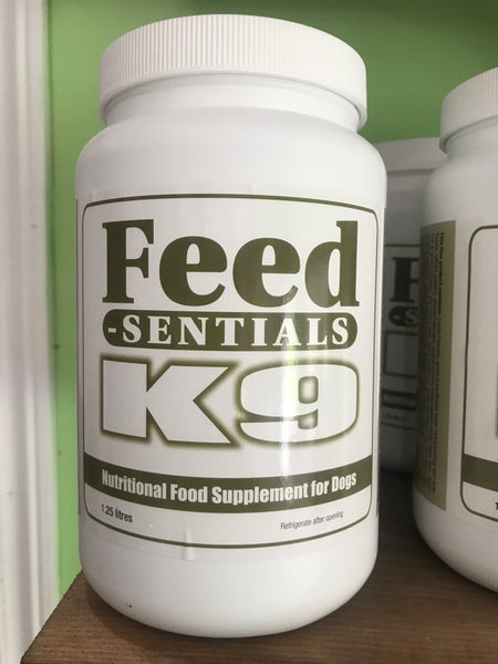 K9 feedsentials