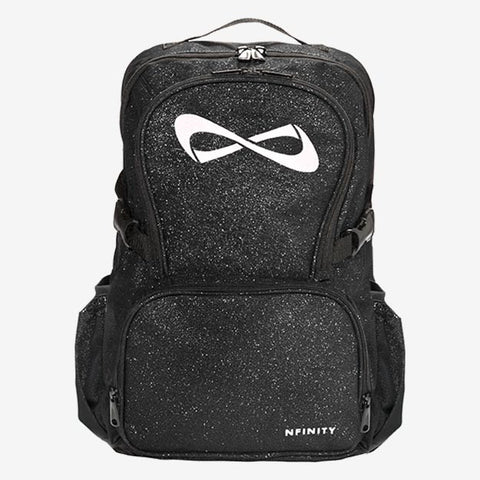 Nfinity Red Sparkle Backpack