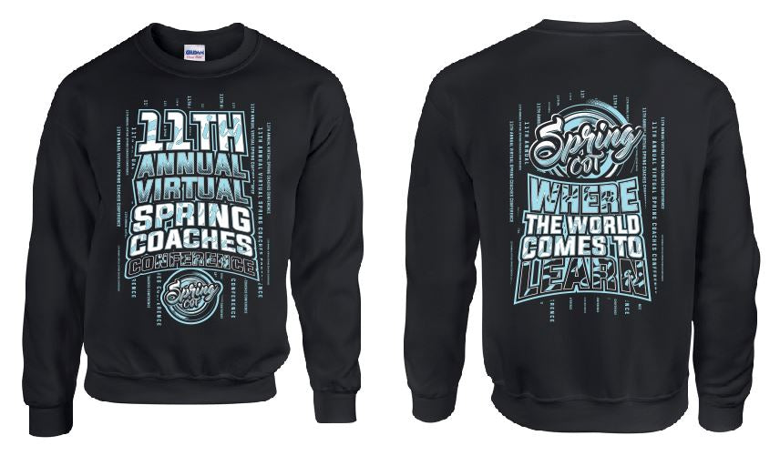 Spring Conference Event Crewneck