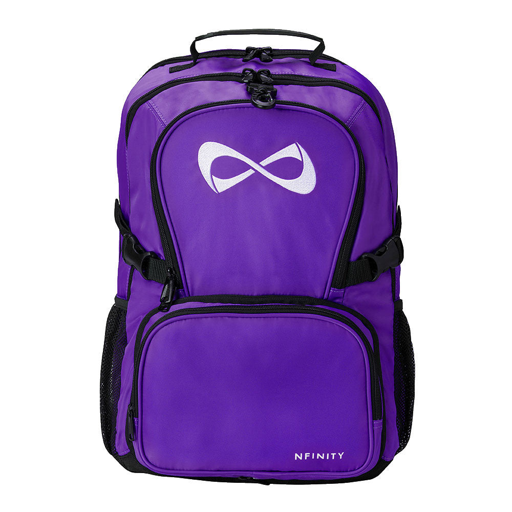 Nfinity Classic Purple Backpack