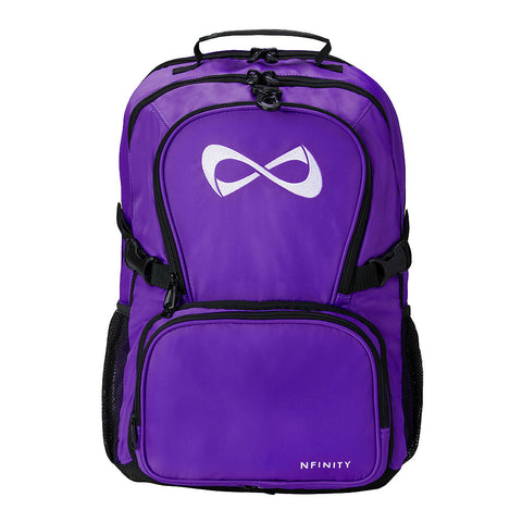 Nfinity Royal Sparkle Backpack