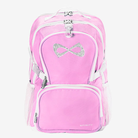 Personalized Nfinity Colour Sparkle Backpack