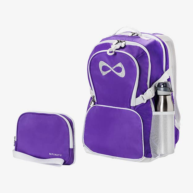 Nfinity Princess Purple Backpack