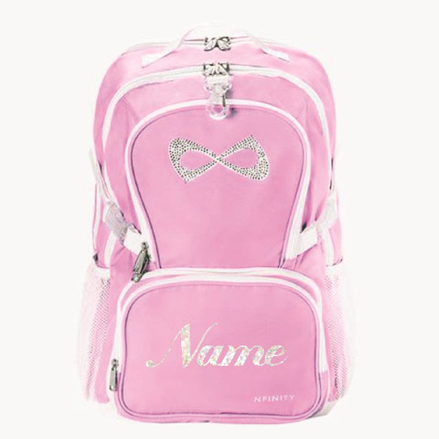 Personalized Nfinity Princess Backpack – Total Spirit Cheerleading 5639130329a6e