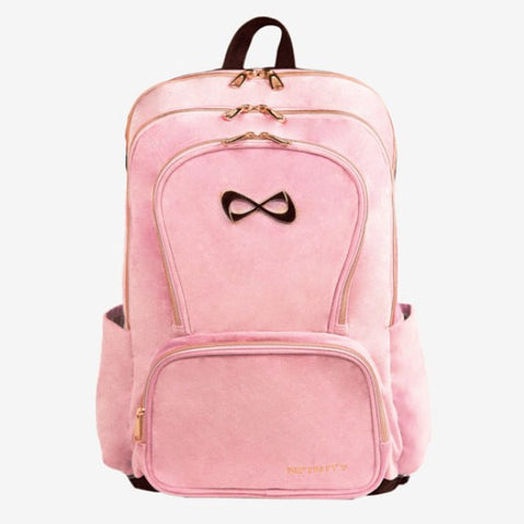 Nfinity Petite Sparkle Backpack -Royal Logo