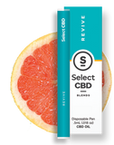 Select CBD Vape Pen Grapefruit